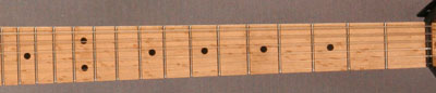 Birdseye Maple Used for Guitar Construction