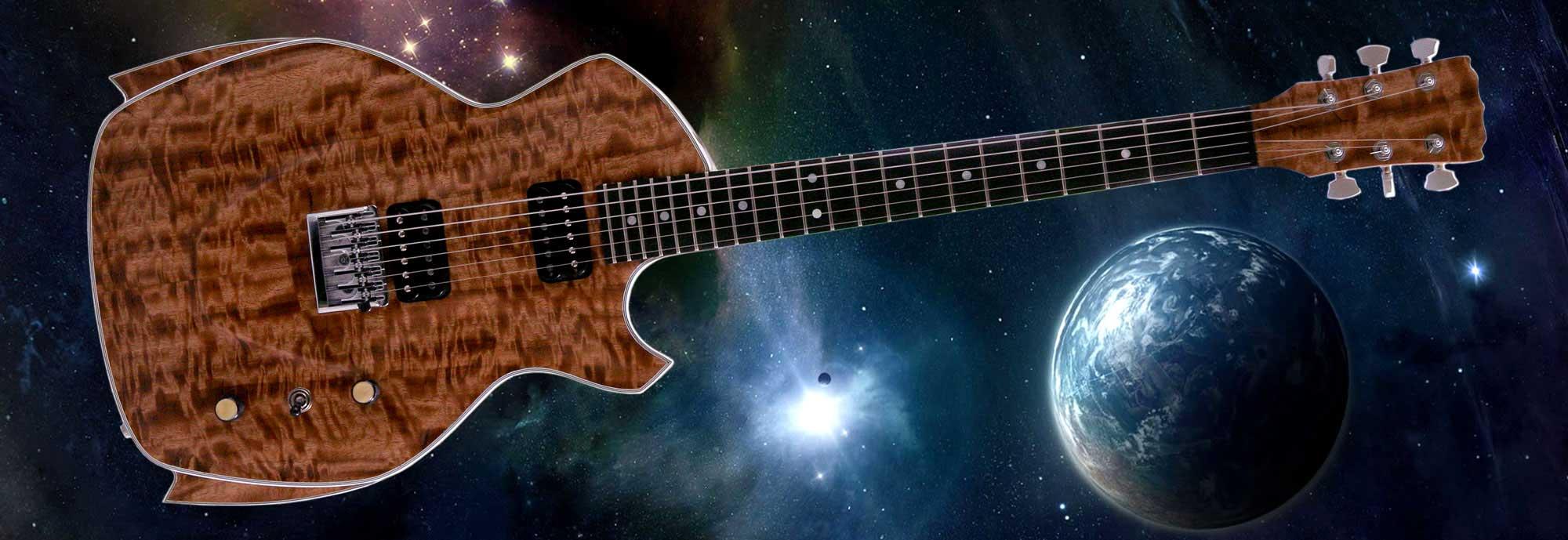 Bertram Cuda Guitar
