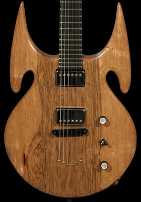 Bertram Spacehaug Custom Guitar