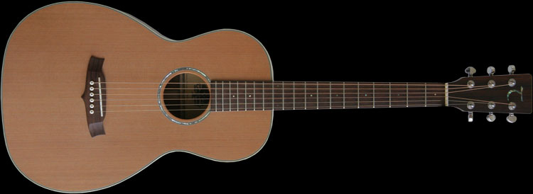 Tanglewood TW73 Acoustic Parlor Guitar