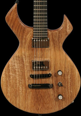 Bertram Troth Custom Guitar